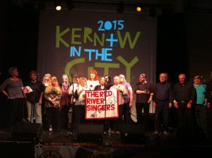 Red River Singers Kernow in the City